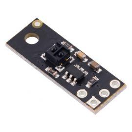 QTRX-MD-01RC Reflectance Sensor: 1-Channel, 7.5mm Wide, RC Output, Low Current