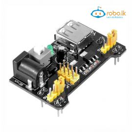 MB102 Breadboard Power Supply Module 3.3V 5V