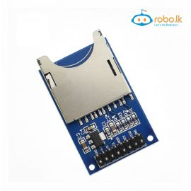 SD Card Module Read and Write