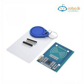 MFRC-522 RC522 RFID + S50 Card + Keychain