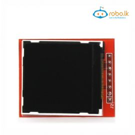 Red Nokia 5110 84x48 LCD Shield Module Blue Backlight