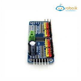 16 Channel 12-bit PWM/Servo Driver-I2C interface-PCA9685 for arduino or Raspberry pi shield module servo shield