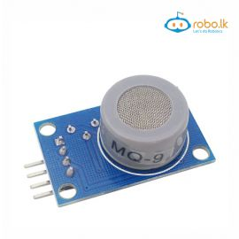 MQ-9 CO Carbon Monoxide methane liquefied Gas Sensor