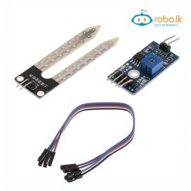Soil Moisture Detection Humidity Sensor Module
