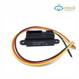 GP2Y0A41SK0F 4-30cm IR distance sensor + Cable