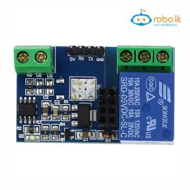 ESP8266 5V WiFi relay module ,smart home component, mobile APP remote control module
