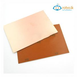 single side 15*20cm copper board