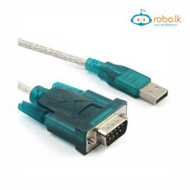 HL-340 USB serial port (COM) USB to RS232 USB nine serial line support Windows 7-64