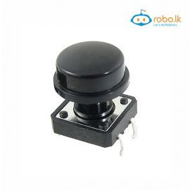 12x12x12mm Tactile Push Button Switch Round