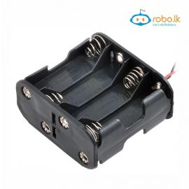 8 x AA Battery Holder Box ,Without Cover(Back-to-Back)