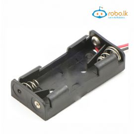 2 x AAA Battery Holder Box ,Without Cover