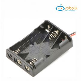 3 x AAA Battery Holder Box ,Without Cover