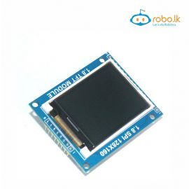 "1.8"" inch TFT SPI Serial Port LCD Screen Module"