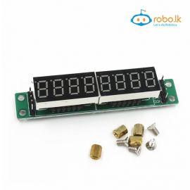 MAX7219 Digital Tube Display Module control module