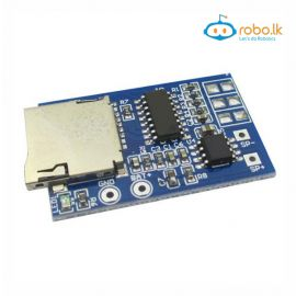 TF MP3 decoders and decoding module with 3.75V power supply