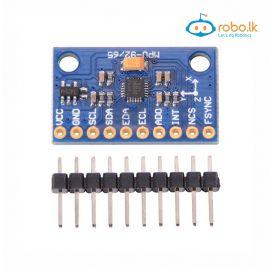 MPU9250 9-Axis Attitude +Gyro+Accelerator+Magnetometer Sensor Module