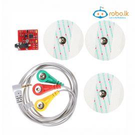 EMG sensor, muscle signal sensor, EMG, Sensor