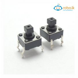 6x6x7.3mm Tactile Push Button Switch Square