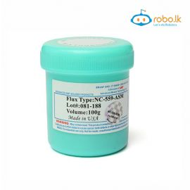 NC-559-ASM TPF Flux Anti-Wet NoClean 100g Cream Solder Paste