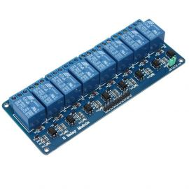 8 Channel Relay Module with light  coupling 5V
