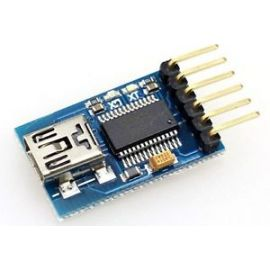 USB to TTL supports the 3.3V 5V dual power FT232RL FTDI MWC debugger